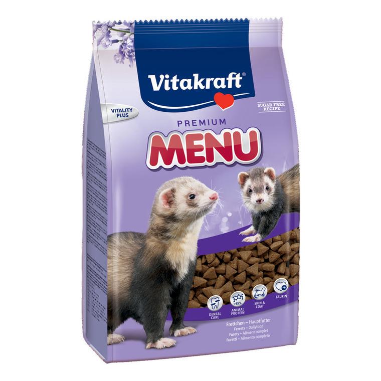 Menu Premium proteine furet Vitakraft 800g