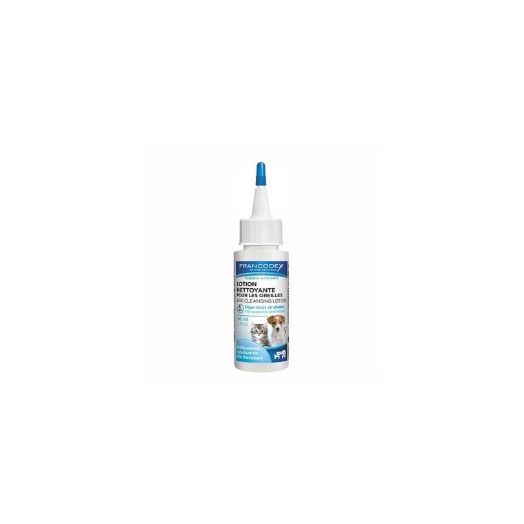 Nettoyant pour les oreilles chiot et chaton - 60 ml 96814