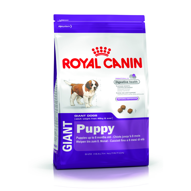 Croquette 15kg Giant chiot Royal Canin