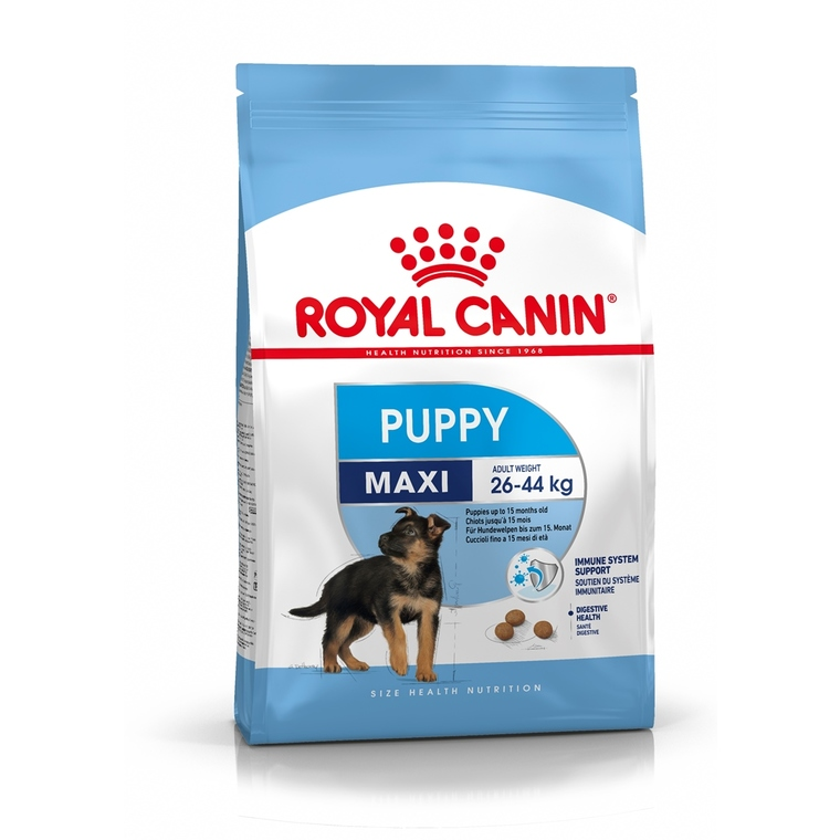 Croquette 15kg Giant chiot Royal Canin 971611
