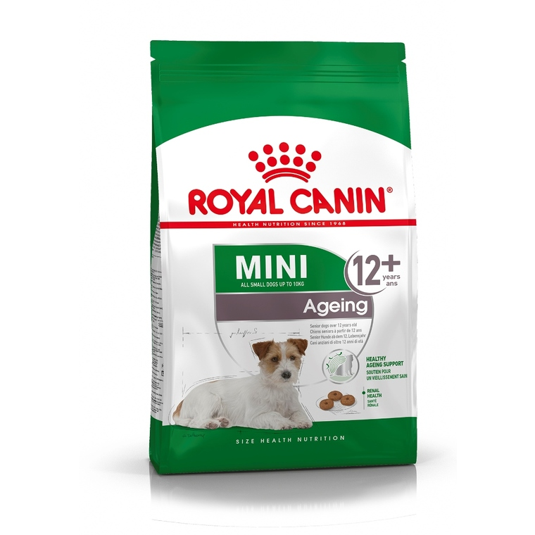 Mini Ageing 12+ Royal Canin 1,5 kg 975843