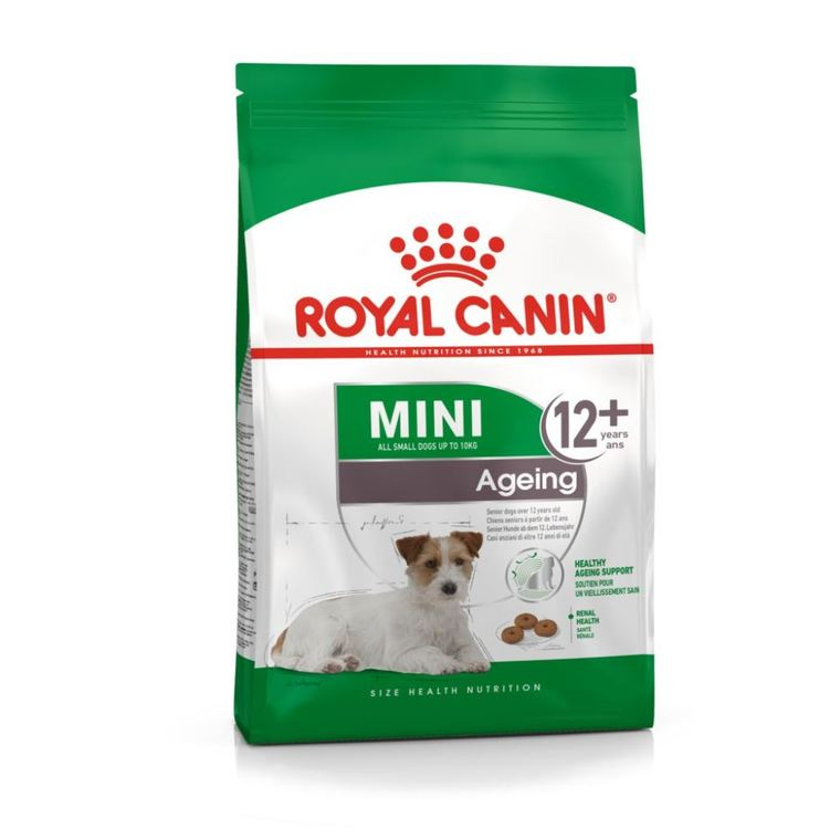Mini Ageing 12+ Royal Canin 3,5 kg 975844