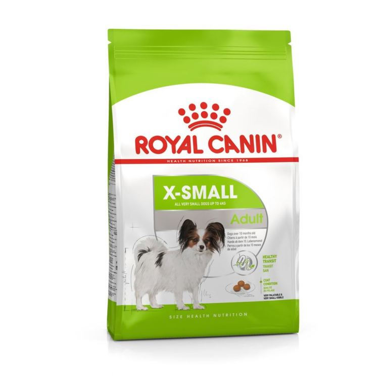 X-Small Adult Royal Canin 1,5 kg 976478