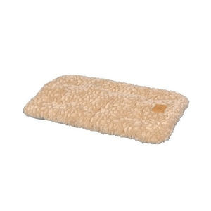 Coussin chien Snoozzy confort Beige 58 x 40 cm