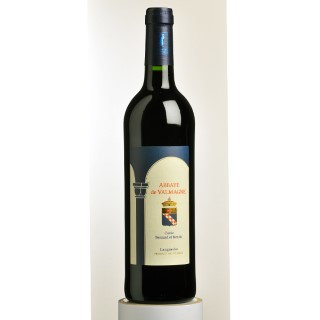 Coteaux du languedoc AOC Bernard et Benoit rouge - Le carton de 6 bouteilles L000024