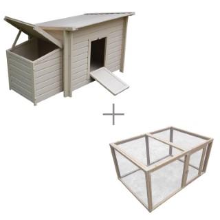 poulaillers basse cour et animalerie botanic. Black Bedroom Furniture Sets. Home Design Ideas