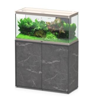 Lot aquarium et meuble style L000106