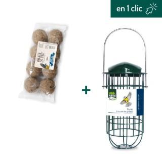 """Kit """"Boules de graisse sans filet"""" L000284"""