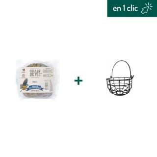 """Kit """"Boule de graisse géante sans filet"""" L000286"""