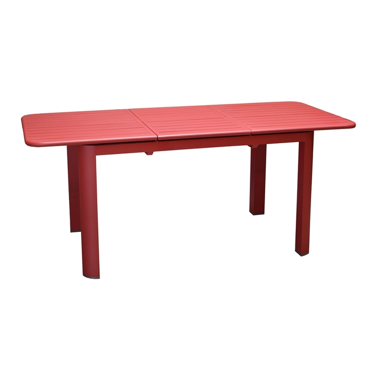 Repas Avec Rouge Chaises Et Table Ensemble Oro 1 Rouge3 rhCtQdsx