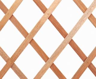 Treillis extérieur Treilliwood, en bois naturel, 50 x 150 cm 784748