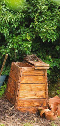 Composteur Bois Botanic : : le compostage au jardin : conseil jardin Botanic – Botanic
