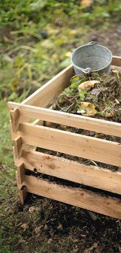 Composteur Bois Botanic : Le compost, secret de fabrication : conseil jardin Botanic – Botanic