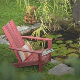 Un bassin au jardin