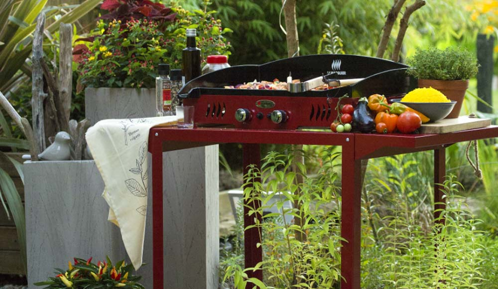Barbecue et compagnie