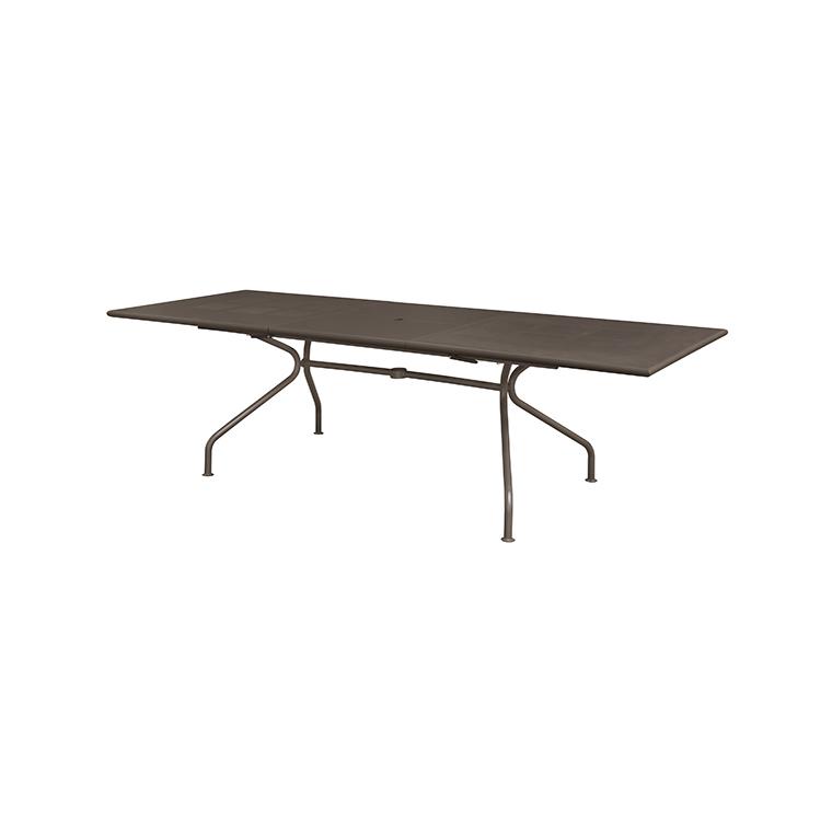 Table de jardin extensible Tosca Emu