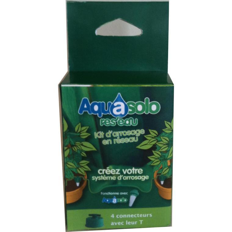 Aquasolo réseau pack x 4