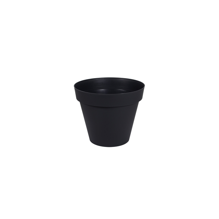 Pot TOSCANE Gris anthracite Ø.80 x H.66 cm