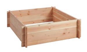 potager carr 90x90 cm 180 l potagers en carr potager botanic. Black Bedroom Furniture Sets. Home Design Ideas