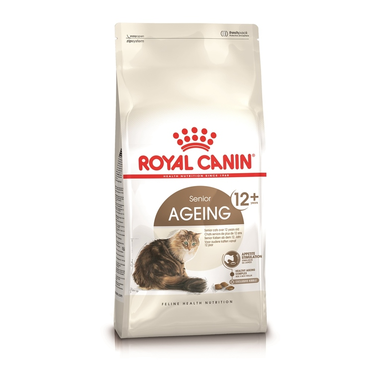 Ageing +12 royal canin 4 kg