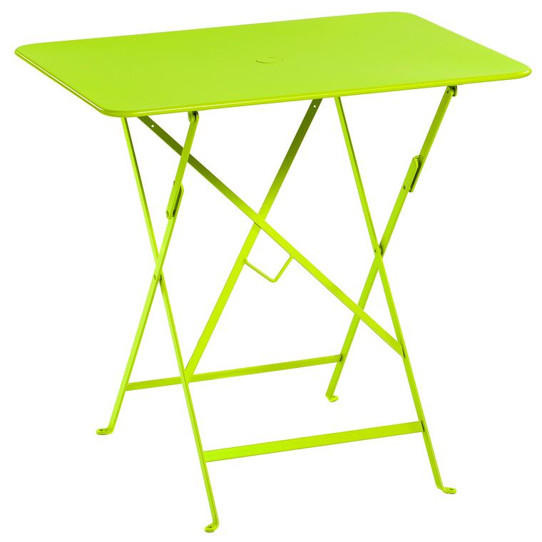 table de jardin pliante bistro fermob verveine tables et chaises de jardin fermob balcon. Black Bedroom Furniture Sets. Home Design Ideas