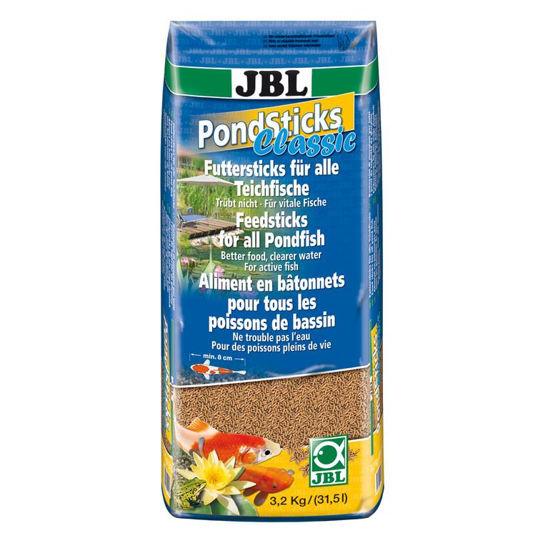 Aliment pour poissons Pondstick Classic 31,5 L