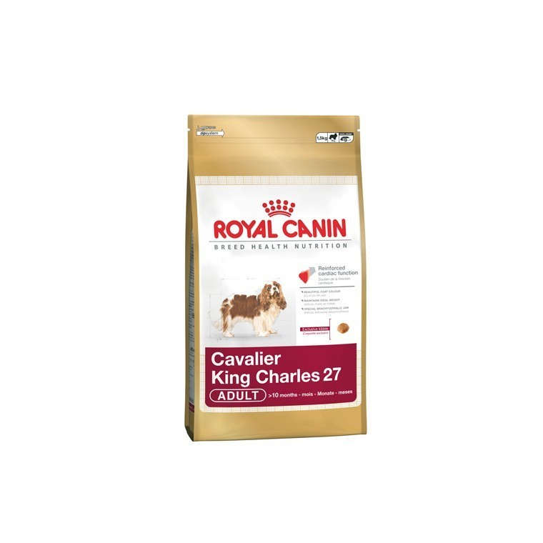 croquette 3kg cavalier king charles adulte royal canin botanic. Black Bedroom Furniture Sets. Home Design Ideas