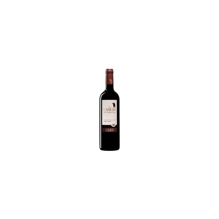 Vin biodynamie rouge IGP pays catalan bio, Canon Machéral