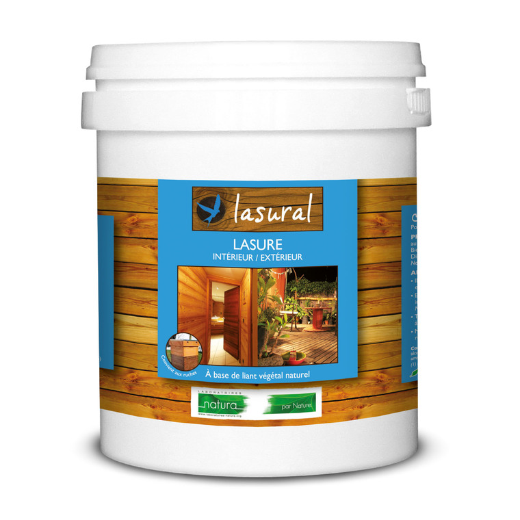 Lasure naturelle douglas BOTANIC, 1 litre