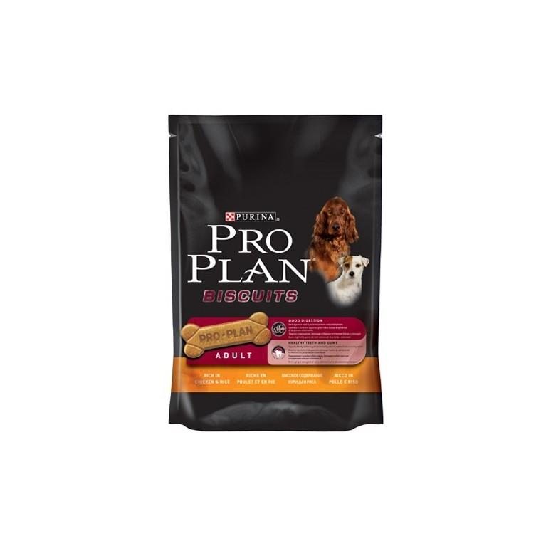 Friandise 400g chien adulte poulet riz Pro Plan