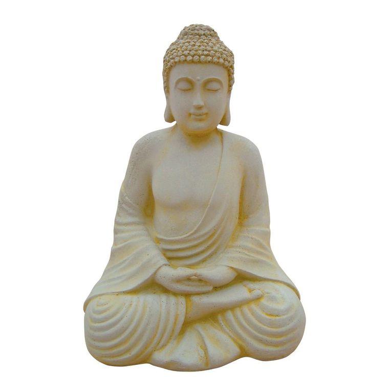 Statue jardin Bouddha Hindou