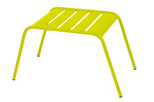 Table basse de jardin Monceau Fermob verveine