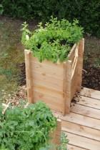 tour patates potagers en carr potager botanic. Black Bedroom Furniture Sets. Home Design Ideas