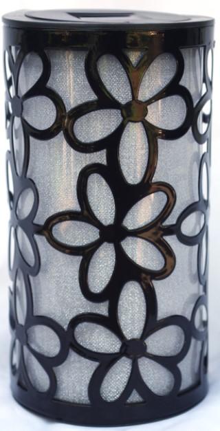 Lanterne solaire cylindrique