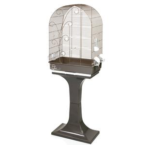 Cage pour oiseaux Evita Charme avec pied
