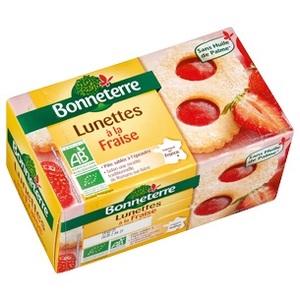 Lunettes à la fraise 200 g BONNETERRE 100311