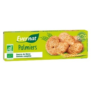 Biscuits palmiers - 100 gr 100331