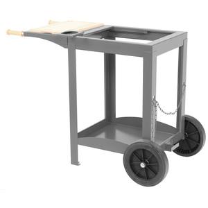 chariot seul pour plancha elaia 2 feux barbecues et. Black Bedroom Furniture Sets. Home Design Ideas