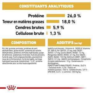 Croquettes Royal Canin Bouledogue Français Adult 3 kg 102909