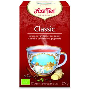 Yogi Tea Classic - 17 sachets 103055