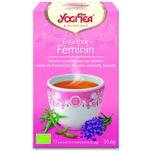 Yogi Tea Equilibre féminin - 17 sachets 103094