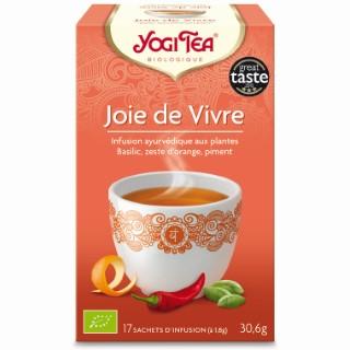 Yogi Tea Joie de vivre - 17 sachets 103096