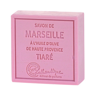 Savon de Marseille au tiaré – 100 grammes