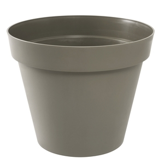 Pot TOSCANE Taupe Ø.80 x H.66 cm