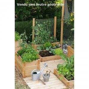 potagers sur pieds am nagement du potager et potager botanic. Black Bedroom Furniture Sets. Home Design Ideas
