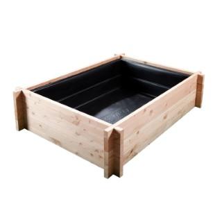 tour en bois potager bassin aquatique 120 x 160 x 48 cm botanic. Black Bedroom Furniture Sets. Home Design Ideas