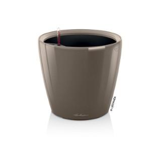 Pot à réserve d'eau Classico Taupe Ø.28 x H.26 cm