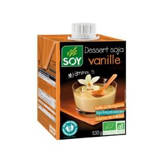 Dessert soja vanille SOY