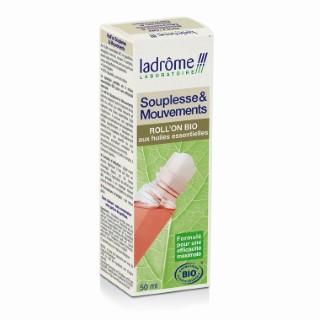 Roll'on bio souplesse et mouvements Ladrôme - 50 ml 108860