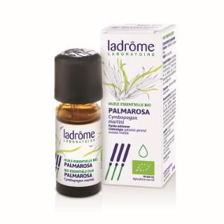 Huile essentielle bio de Palmarosa Ladrôme - 10 ml 112997